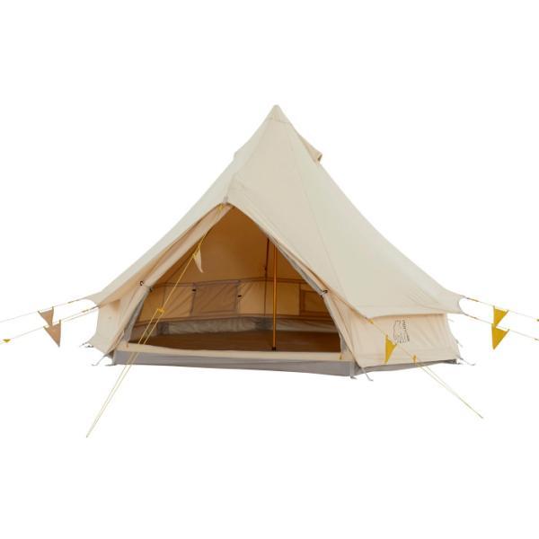 Nordisk ノルディスク Asgard Tech Mini アスガルドテックミニ [2人用] ベルテント 軽量 キャンプ 148055|taiyosp-trip
