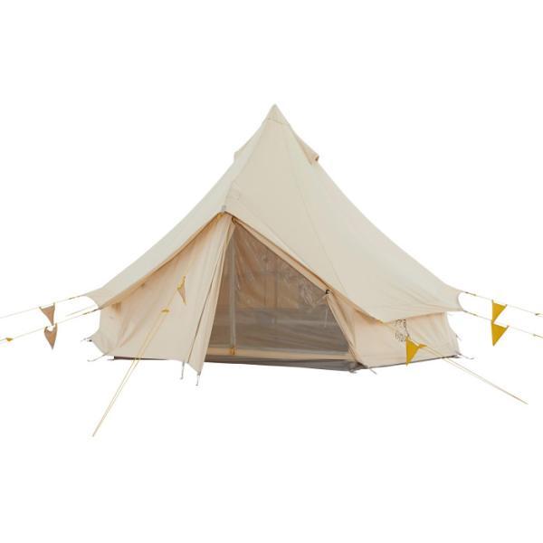 Nordisk ノルディスク Asgard Tech Mini アスガルドテックミニ [2人用] ベルテント 軽量 キャンプ 148055|taiyosp-trip|03