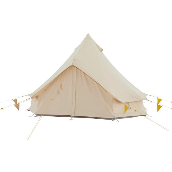 Nordisk ノルディスク Asgard Tech Mini アスガルドテックミニ [2人用] ベルテント 軽量 キャンプ 148055|taiyosp-trip|04