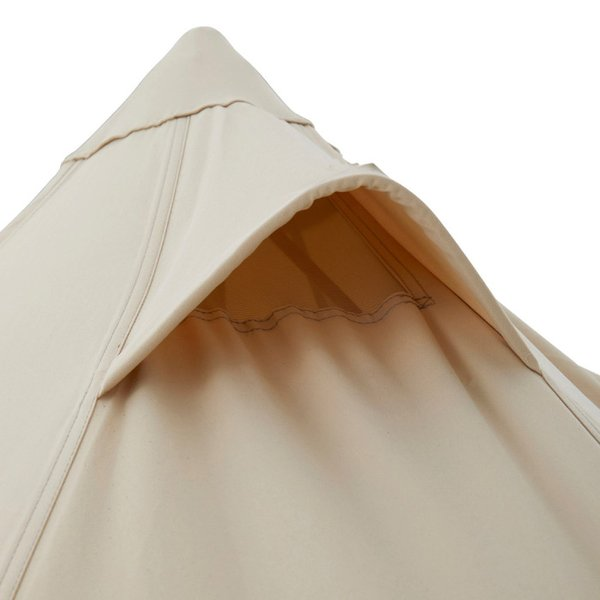 Nordisk ノルディスク Asgard Tech Mini アスガルドテックミニ [2人用] ベルテント 軽量 キャンプ 148055|taiyosp-trip|05