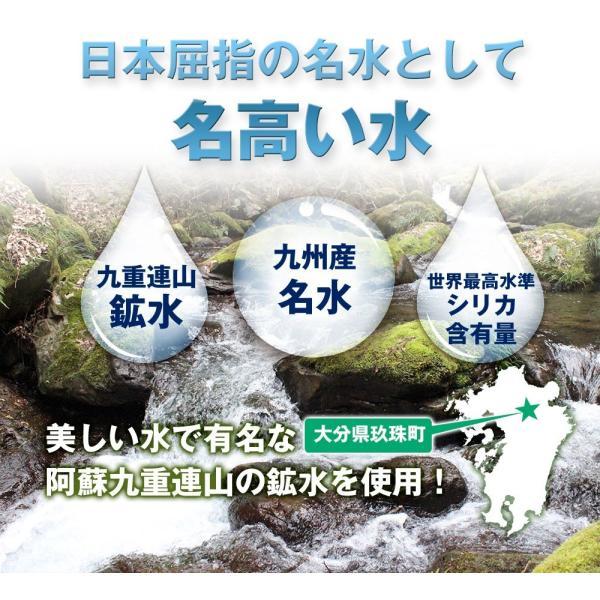 炭酸水 500ml 48本 最安値 強炭酸水 SPARK スパーク まとめ買い 九州産 国産 大分県産 発泡水 スパークリングウォーター|taiyouno-lemon|13