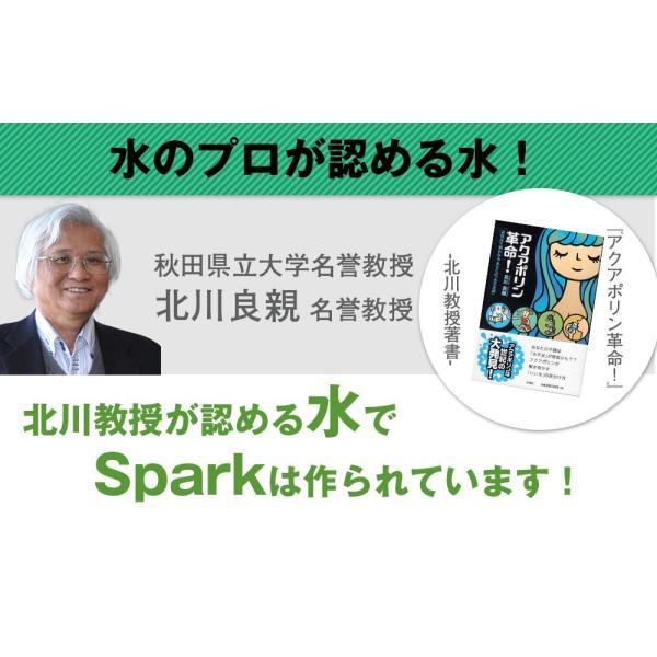 炭酸水 500ml 48本 最安値 強炭酸水 SPARK スパーク まとめ買い 九州産 国産 大分県産 発泡水 スパークリングウォーター|taiyouno-lemon|14