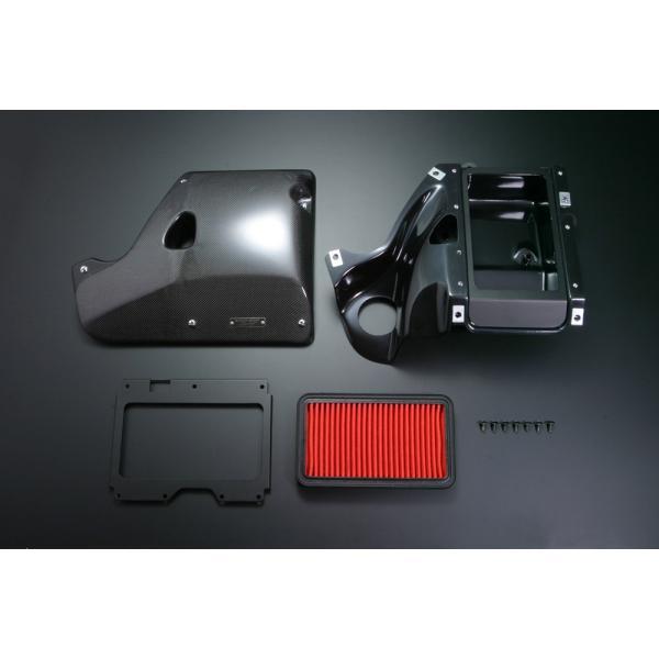 ワゴンR/パレット/セルボ,HG21S用インテーク[AIRBO・X300 (エアボックス300)]【214500-6000M】|tajimastore|02
