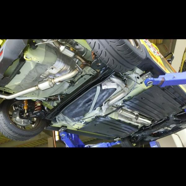 スイフトスポーツ ZC33S 6MT Sp-Xデュアルスポーツマフラー エキゾーストセット モンスタースポーツ *要別途特別運賃/個人宅配送不可*|tajimastore|03