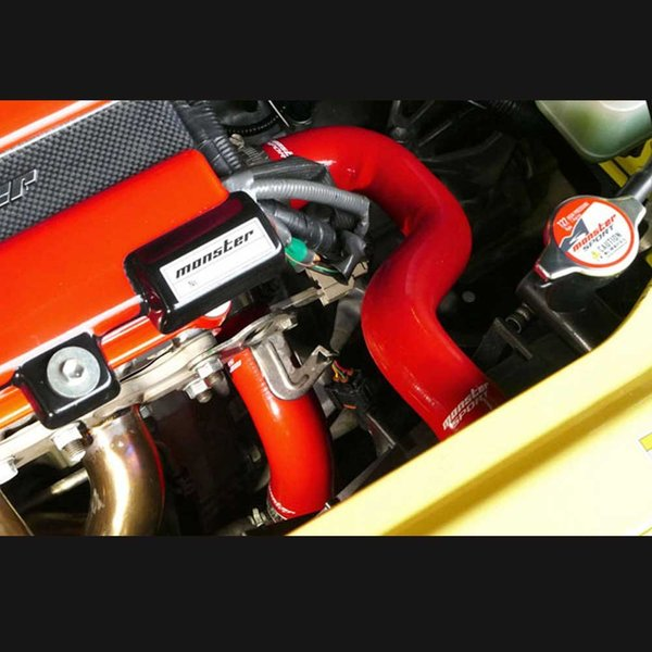 スイフトスポーツ ラジエターホース ZC32S 【スイフトスポーツ(ZC32S) 強化シリコンラジエターホースセット  モンスタースポーツ】|tajimastore|03
