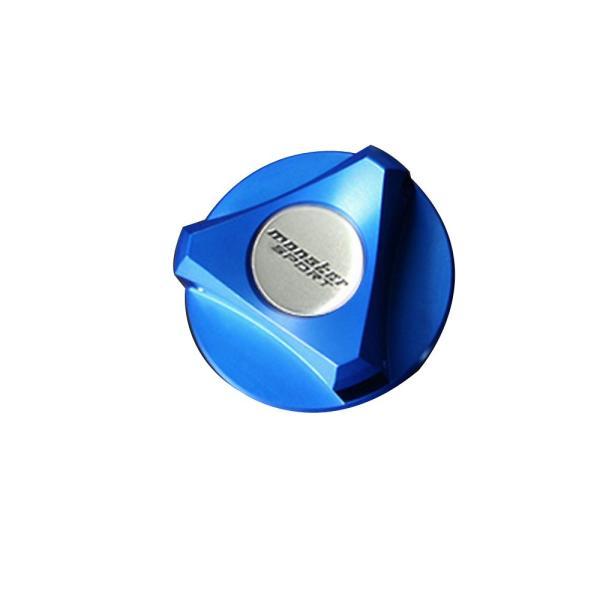 アクセサリー【オイルフィラーキャップ(ブルーアルマイト)】M16A,M15A,K6A,F6A用|tajimastore