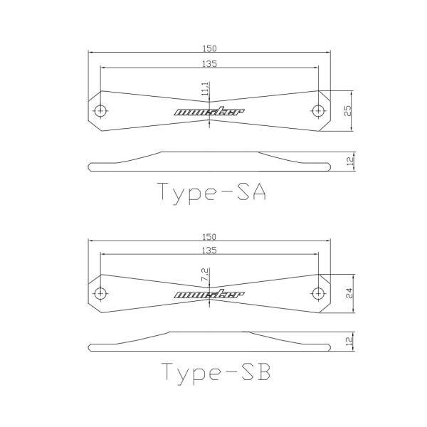 スイフトスポーツ ZC33S / ジムニー JB64W 他 バッテリーステーType-SB モンスタースポーツ tajimastore 02