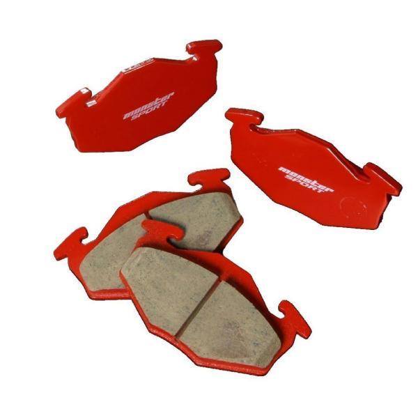 スイフトスポーツ ブレーキパッド ZC31S 【モンスタースポーツ スポーツブレーキパッド type-R1 フロント】*スイフトスポーツZC31S用|tajimastore
