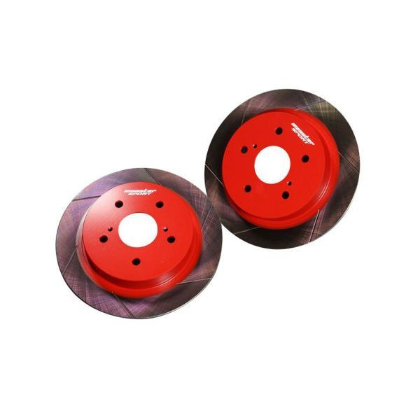 スイフトスポーツ ブレーキローター(ZC31S)【ブレーキディスクローター リヤ】スイフトスポーツ(ZC31S)用|tajimastore