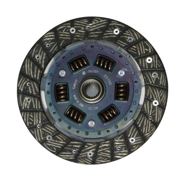 クラッチ「クラッチディスク ノンアス仕様」カプチーノ(EA11/21R※)/アルトワークス(F5B,F6A,K6Aターボ) 「4FG36-B10M」|tajimastore