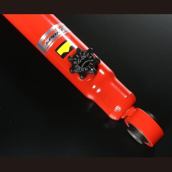 ワゴンRスティングレー/ワゴンR [MH55S] FF車 サスペンション【モンスタースポーツ MONSTER EXtuneサスペンション】|tajimastore|02