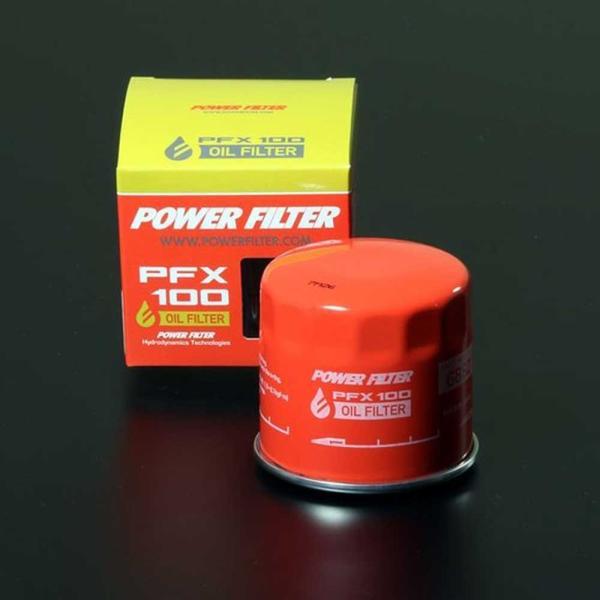 スズキR06A搭載車 他用 オイルフィルター 「パワーフィルター PFX100」φ65x50 3/4・16UNF|tajimastore|02