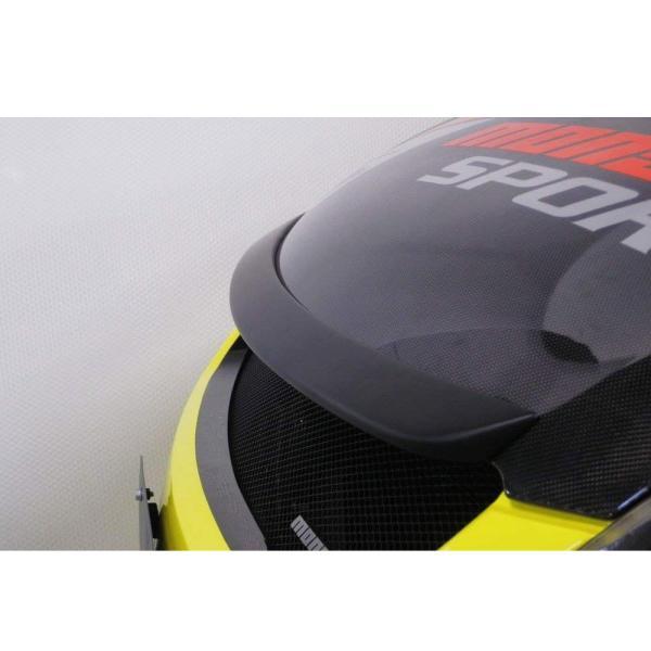 スイフトスポーツ(ZC32S)【モンスタースポーツ フードリップスポイラー】|tajimastore|02