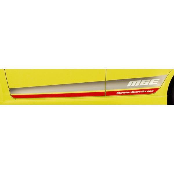 サイドデカール*スイフトスポーツ(ZC32S)*モンスタースポーツ ステッカー(受注生産品)|tajimastore