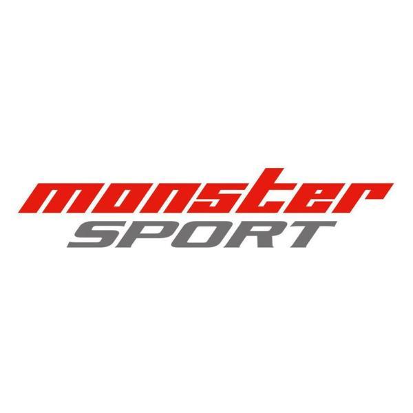 モンスタースポーツステッカー*スイフト/ジムニー/ランサーエボリューション/86「NEWモンスタースポーツステッカー 450mm」450×95「896111-0000M」|tajimastore