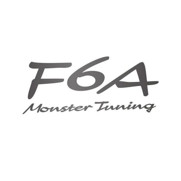 【F6A Monster Tuning ステッカー】カプチーノ/アルトワークス/キャリィ*モンスタースポーツ ステッカー tajimastore