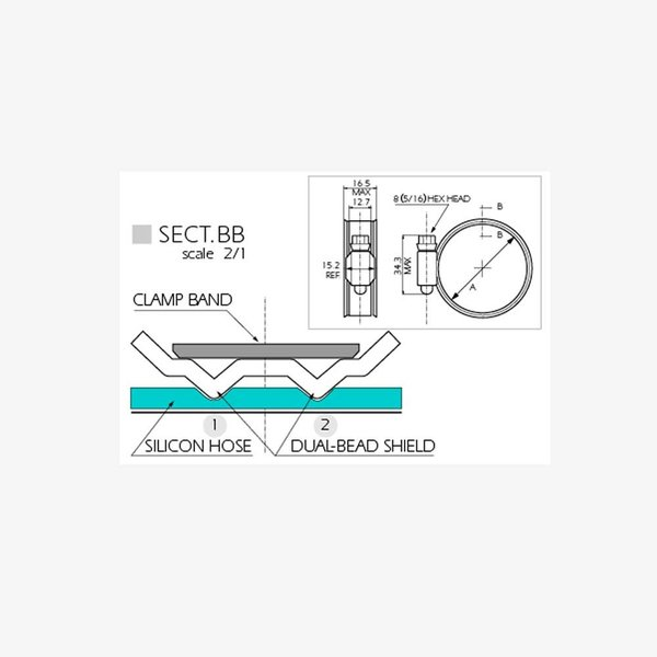 ホースバンド(2個/1セット)【強化ホースバンドφ24mm-φ48mm】(補修部品)|tajimastore|04