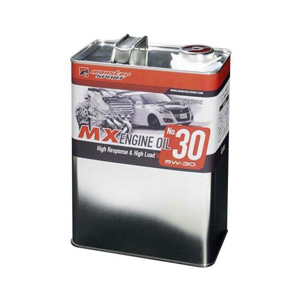 エンジンオイル「MXエンジンオイルNo30 スイフトスポーツ専用ブレンド MXE0530 5w-30 4L」「MXE0530-4」|tajimastore