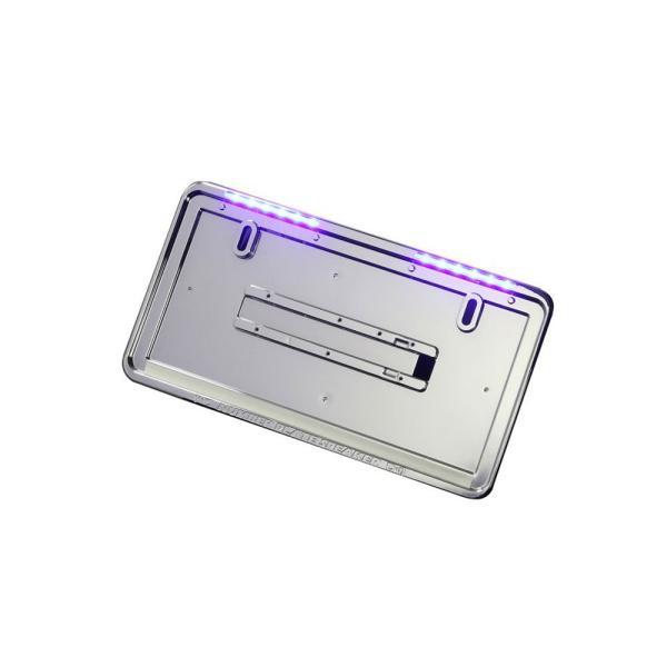 LEDナンバーフレームキット [NPS-001-NF]|tajimastore