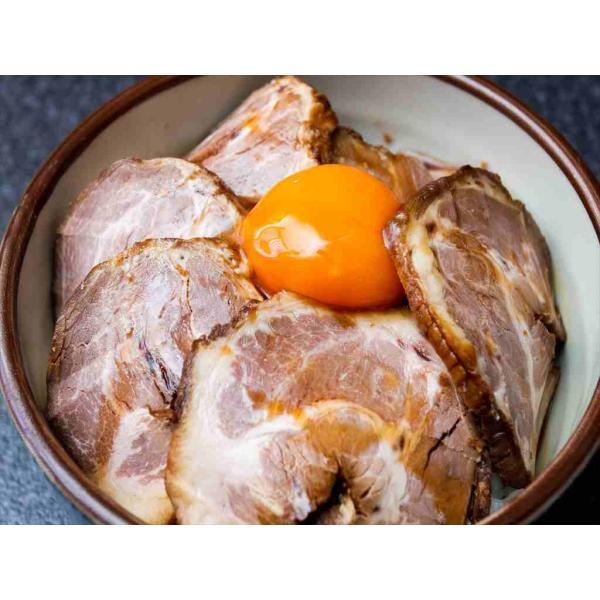 けんとん豚肩ロース肉 とろ焼豚 3個入(合計約500g)+特製タレ|takagiseiniku|04