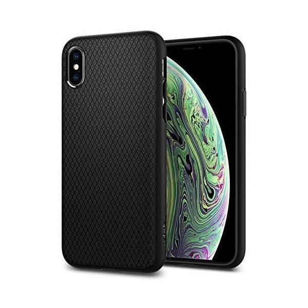 iPhone XS / iPhone X/マット・ブラック スマホケース iPhone XS|takahaji-shop