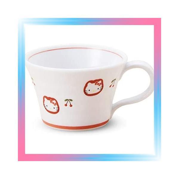 有田焼 HELLO KITTY ハローキティ チェリー マグカップ|takahashi-shopping