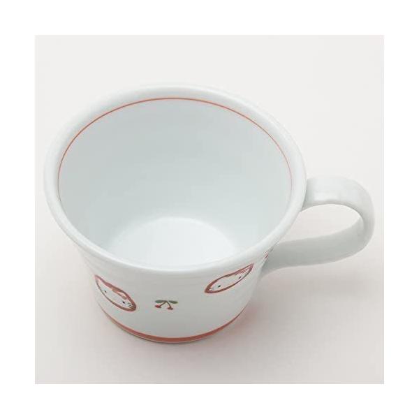 有田焼 HELLO KITTY ハローキティ チェリー マグカップ|takahashi-shopping|03