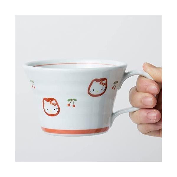 有田焼 HELLO KITTY ハローキティ チェリー マグカップ|takahashi-shopping|05