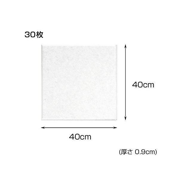 ピンで取り付け可能な 壁面「吸音」フェルトパネル 45度カット 4 takahashi-shopping 03