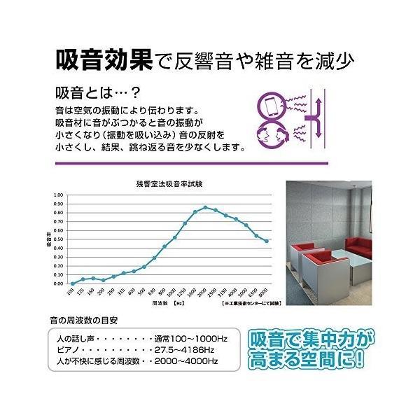 マグネット付 80×60cm/ベージュ マグネット付き オフィスを簡単 takahashi-shopping 05