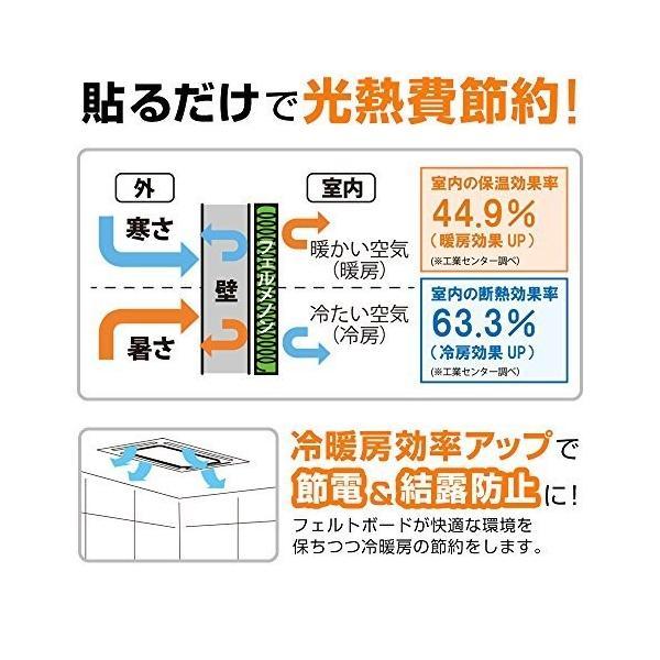 マグネット付 80×60cm/ベージュ マグネット付き オフィスを簡単 takahashi-shopping 06