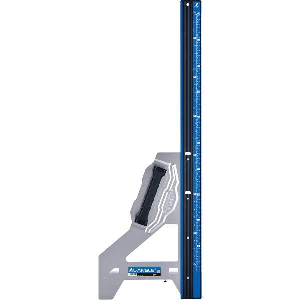 シンワ測定 73152/丸ノコガイド定規 エルアングル Plus 1m 併用目盛
