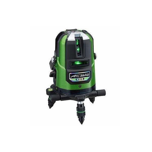 ムラテックKDS  フルライン高輝度レーザー墨出し器  リアルグリーン  ATL-66RG 1年間完全保証・盗難火災保証サービス