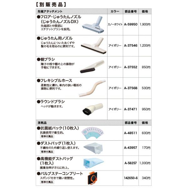 【セット】マキタ CL108FDSHW+ 充電式クリーナー 10.8V 1.5Ah 【サイクロンアタッチメントセット】バッテリー・充電器set【製品保証サービス有り】|takahashihonsha|05