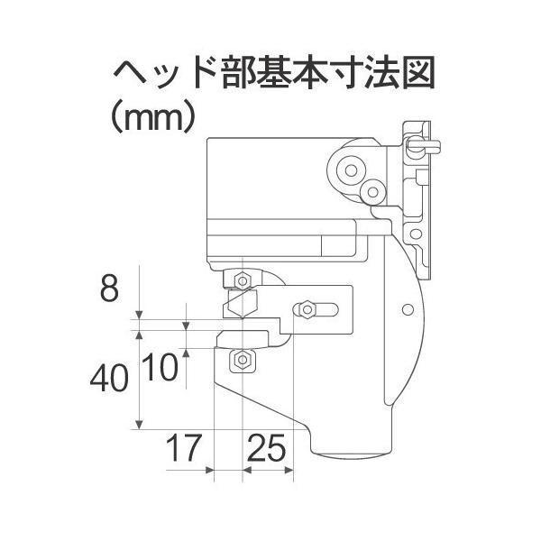 育良精機 バリアフリーパンチャー IS-BP18S  AC100V  電動油圧式パンチャー takahashihonsha 03