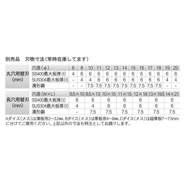 育良精機 バリアフリーパンチャー IS-BP18S  AC100V  電動油圧式パンチャー takahashihonsha 04