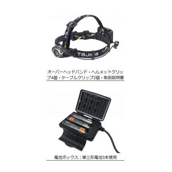 タジマ LEDヘッドライトF281D  LE-F281D