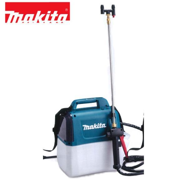 マキタ 充電式噴霧器 MUS053DZ 10.8V 【本体のみ】 タンク容量5L 最大圧力0.3MPa