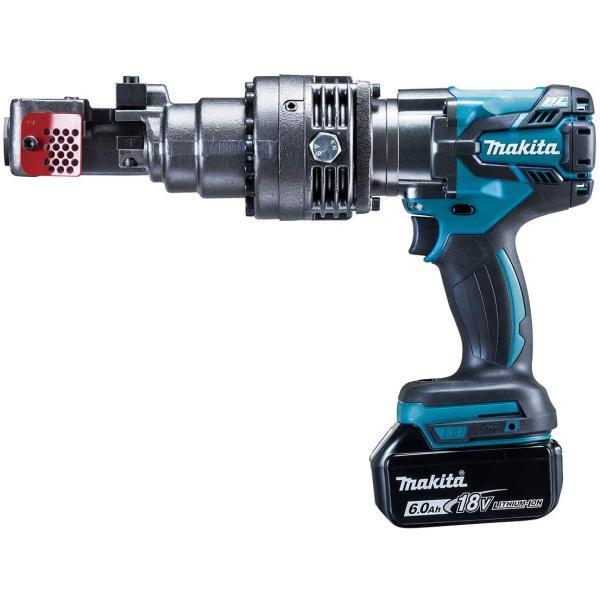 マキタ SC163DRG 充電式鉄筋カッタ 18V6.0Ah ケース付き 携帯油圧式 【セット品】