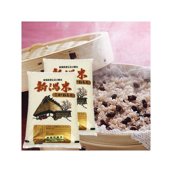 もち米 新潟県産こがねもち 10kg(5kg×2袋)【送料無料(一部地域を除)】