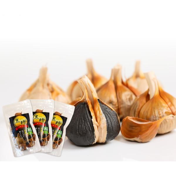 楽天で1位を獲得!!黒にんにく 青森県産 黒贈  1kg|takamaru-bisyokucom