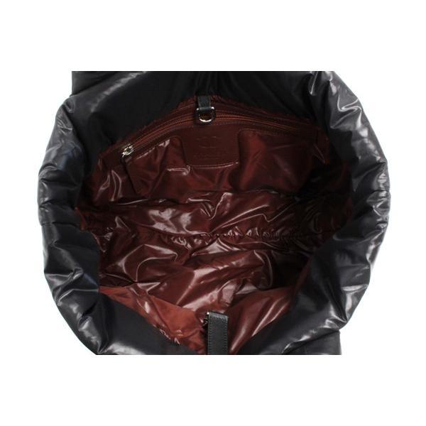 シャネル ハンドバッグ コココクーン スモールトートバッグ A48610 ナイロン 黒 シルバー金具