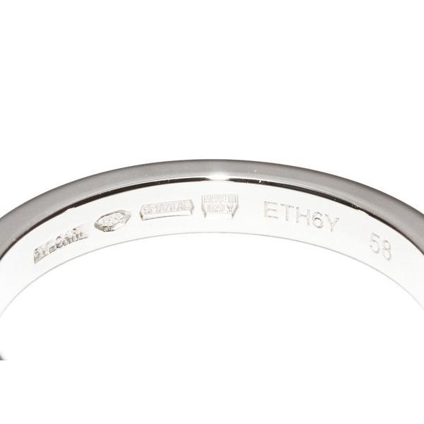 fae69f471dcb ... ブルガリ 指輪 リング メンズリング Pt950 マリーミーウェディングリング 幅3ミリ AN852594 #58 17.5