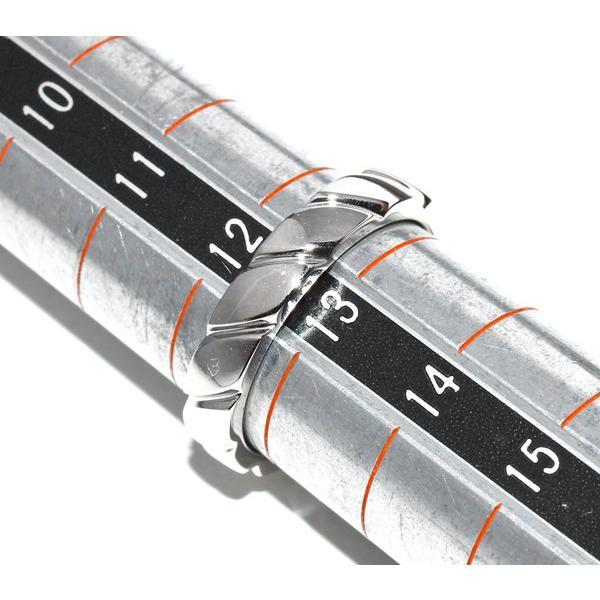 ショーメ 指輪 リング Pt950 トルサードマリッジリング グランモデル 095902 #53 12.5号