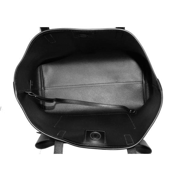 プラダ ショルダートートバッグ シティカーフ 1BG046 カーフ ネロ 黒
