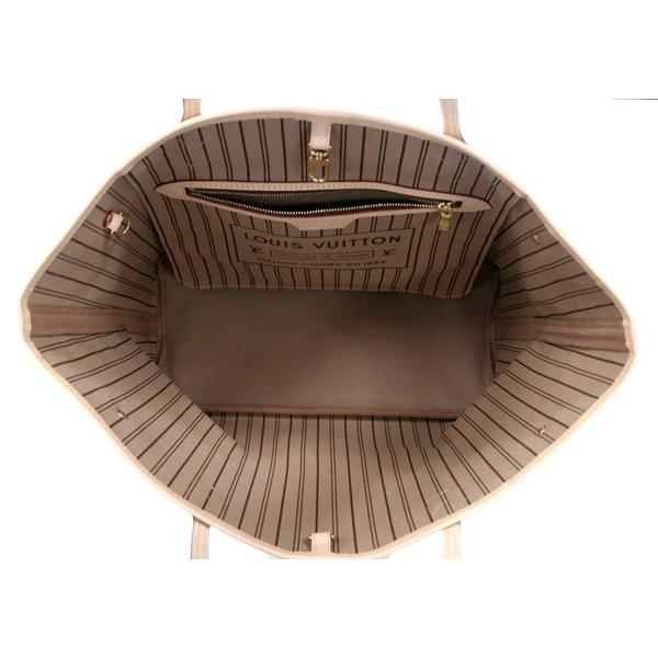 ルイヴィトン トートバッグ ネヴァーフルMM M40995 モノグラム ベージュ