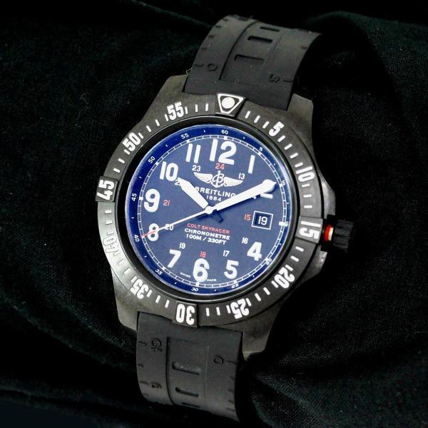 BREITLING ブライトリング コルト スカイレーサー X74320 クロノメーター メンズ takami78pr 06