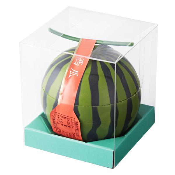 プチギフト プレゼント 手土産 お返し 自家用 公式 新宿高野 果実ピュアゼリー 西瓜