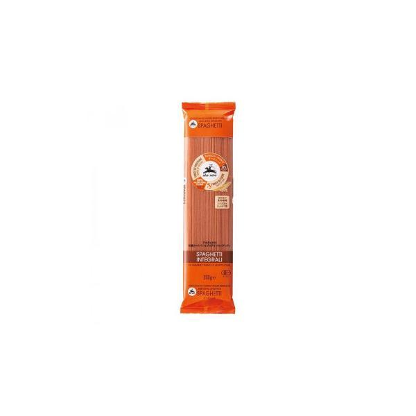同梱・代引き不可 アルチェネロ 有機ファイバー&プロテインスパゲッティ (全粒粉とレンズ豆) 250g 20個セット C6-43
