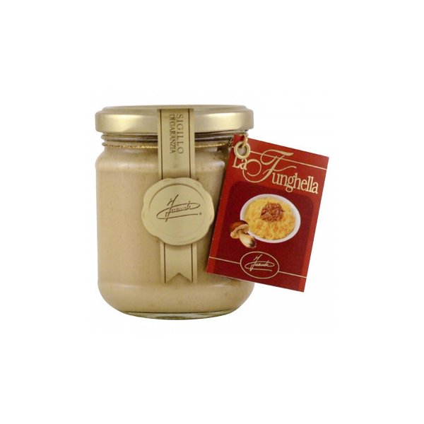 同梱・代引き不可 イタリア INAUDI社 イナウディ ポルチーニ茸のパスタソース 180g×6個 S7